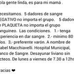 Para la gente de Bahía Blanca, gracias ❤ https://t.co/HAg8hUfplE