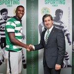 Oficial: Douglas assina pelo Sporting por três temporadas com mais uma de opção. https://t.co/UGJ17KL6jn