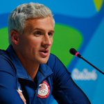 """Disgraced swimmer Ryan Lochte to be """"summoned"""" to Brazil to give testimony: report https://t.co/JAOMCRWcxN https://t.co/HUtCb0dhAE"""