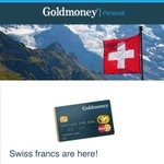 Save in #Gold and now spend in #Swiss #francs with the #Goldmoney Mastercard https://t.co/F2sBgqg8sR https://t.co/aw2DZEcqTR