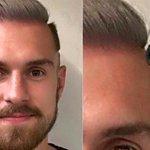 Ramseys new hair... https://t.co/KC7Hg2AGgQ