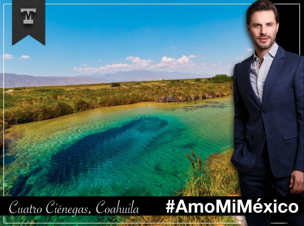 Un paraje de fertilidad extraordinario por sus abundantes manantiales. @Coahuila #AmoMiMéxico https://t.co/XXAqOwbfYk