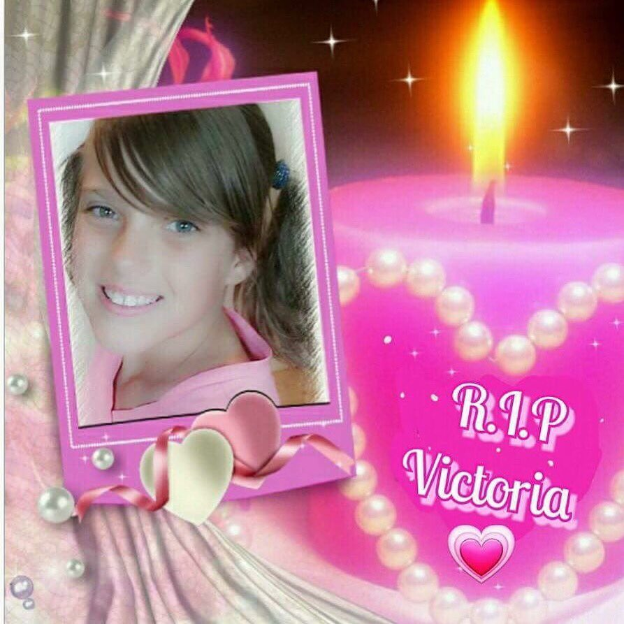 Rest in Peace Victoria. They can't hurt you anymore. https://t.co/noOsymQE1V