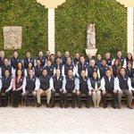 Hoy gobernadores electos y en funciones estuvimos en #Saltillo en la Plenaria de Senadores #PAN con @RicardoAnayaC https://t.co/pWAKTc4Vtp