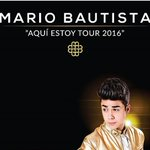 #Bautisters @mariobautista_ estará de regreso #EnGuadalajara este año #AquiEstoyTour La info https://t.co/3OeJEsATwy https://t.co/C9iEr2AKje