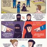 En Francia han prohibido el burkini y parece necesario recordar que lo que use o crea una mujer es su decisión: https://t.co/WEtsqqjuJy
