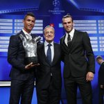 Congratulations mate, thoroughly deserved @Cristiano 🏆 https://t.co/aRRWyBRUmN
