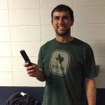 Andrew Luck and his new phone This is not a #TBT (via Andrew Luck/Facebook) https://t.co/rO8JvlVEqD