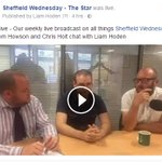 ICYMI - Our #SWFC web cast is available here with @LiamHoden, @DomHowson & @HoltChris https://t.co/ilAVxvdMvO https://t.co/uzC20Imuha