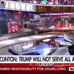 """WSJ reporter: Trump """"really trades in hyperbole—"""" Shep: """"He trades in racism, doesnt he?"""" Guest declines to answer https://t.co/rJaeTk6f0u"""