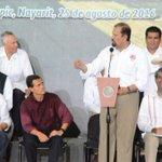 Reconoce @ManuelCota el apoyo de @EPN a los campesinos de México. #78CongresoCNC #Nayarit #SoyCNC https://t.co/gpAp12MM1o