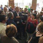 Con locatarios de Mercado Benito Juárez superviso las obras de mantenimiento integral. Me acompaña @RegFranciscoJmz https://t.co/Ed3SCUUyYv
