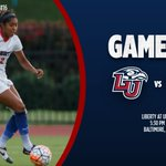 Its Gameday! 🔥️⚽️ @LibertyWSoccer AT UMBC | 5:30 PM Watch LIVE: https://t.co/7wZfle7VjR #GoFlames https://t.co/ZgXDitODHe