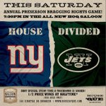 Ft. Our New #HOQSaloon! Join Us For The #NYGiants Vs. #NYJets! Entire Game Sound At The Saloon! #Hoboken #Preseason https://t.co/2vpUiuBE94