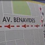 Surco: se inicia restricción vehicular para construir viaducto Benavides ► https://t.co/sKtBL0flX4 https://t.co/SpFVTm3RFT