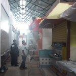La rehabilitación del Mercado Benito Juárez #Oaxaca ha sido un gran acierto.Quedará muy bien,valió la pena la espera https://t.co/3Cpbo6fzR5
