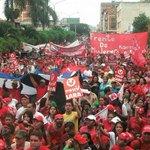 #Ahora Pueblo de Lara demuestra el apoyo a la Revolución y al presidente @NicolasMaduro en la calle. https://t.co/e2xr6uNBuK