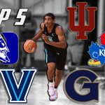 First off I want to say thank you to all the Coaches that offered me through this great summer! Here is my top 5 https://t.co/0THA6Ne5UI