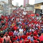 """#Ahora @NicolasMaduro: """"Que viva el pueblo patriota de Lara y que viva la revolución"""". https://t.co/99K8CRfnTn"""