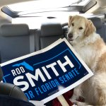 Come get your yard signs before they're all doggone! Stop by our Campaign HQ today, 1731 NW 6th St Gainesville https://t.co/Fmy9NG0CBx