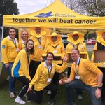 #daffodilday in Hindmarsh Square support the cancer council @FIVEaaBreakfast @CancerCouncilSA https://t.co/xlkPc8AWKP
