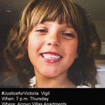 Community gathers to get #JusticeforVictoria https://t.co/SkUewQS3FA https://t.co/XLowEQMegA