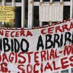 Chiapas: escuelas cerradas y carreteras bloqueadas por la CNTE (Fotos) https://t.co/gHMcQqbL9L https://t.co/X0Rmx8Cpzg