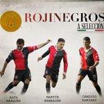 ¡@RafaMarquezMX, @28Poteyo y Cándido Ramírez defenderán la playera de @miseleccionmx! 🔴⚫️ https://t.co/J7pZbZf6oh https://t.co/eKB3k2EDdc