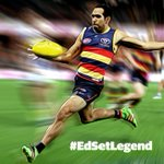 RT to show your support for Eddie & the Crows ahead of tonights match at @TheAdelaideOval #EdSetLegend #AFL https://t.co/Hz0amluTAD
