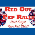 Pep Rally Friday at 1:40 pm @MidwayHS  Parents are welcome to join in on the fun. Please sit on the band side. https://t.co/ibWwGkJwJ3