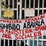 Con amparos, buscan que la CNTE regrese a las aulas en Chiapas https://t.co/rbUNcX6VOQ https://t.co/648Zqi4OIH