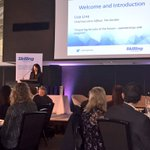CfG member Lisa Line @GordonTAFE welcomes attendees to #SkillingtheBay https://t.co/4CHc6XUCBB