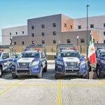 @GabinoCue entregó un parque vehicular de 18 patrullas a 13 municipios de la entidad https://t.co/Rfa5fi8c7O @GobOax https://t.co/47Q3QZkgkA
