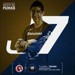 ⚽️ @Xolos vs. Pumas 📆 26 de agosto ⏰ 21:00 horas (CDMX) 📍 Estadio Caliente #SoyDePumas https://t.co/zHmeJWKjKS