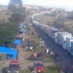Sección 22 libera paso sobre la autopista Nochixtlan #Oaxaca https://t.co/U7ZwAO9H3S