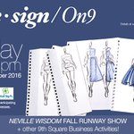 Design On9 ft. @NevillesFashion fall/winter line is Sept. 2! Click it for tickets, #NHV--> https://t.co/5XnREj28e4 https://t.co/IuHYr198rH