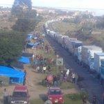 La CNTE libera carretera a la altura de Nochixtlán tras advertencia de transportistas de no dejar pasar a nadie. https://t.co/PV7F4ygDp5