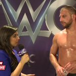 """""""If I ever...fight him again, Ill come back with some more tricks up my sleeve!"""" - @DrewGulak on @zacksabrejr #CWC https://t.co/Il19b7ISql"""