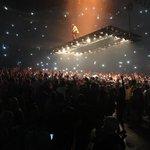 Kanye West is using a floating stage for the #SaintPabloTour: https://t.co/PzDmqSrLhd [📸: @djlockstar] https://t.co/gilMaPg87m