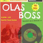 Tonight! Its Friday! Its been a month! Hes back @OLAS_BOSS #freeentry #boom #reggae #ska #ipswich https://t.co/V3J3pp3jAl