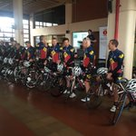 13 #Adelaide firies will ride 2 Melbourne for Firefighters Stair Climb raising money for charity @9NewsAdel @SA_MFS https://t.co/ElDpUcDOV7