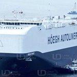 Llegará a Mazatlán el buque de carga más grande del mundo https://t.co/VROlCOD5rn vía @linea_directa https://t.co/77sW1oyG1L