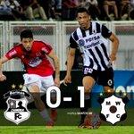 #Primera | Marcador final: #ZamoraFC 0 #Wanderers 1 (Santos 58) | 2ª Fase (ida) #CopaSudamericana⚽🔵 https://t.co/WzZKq1LIck