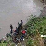19 killed in early morning Trishuli bus plunge - OnlineKhabar https://t.co/jhUyxJGL5R #Nepal https://t.co/nGtxyxTJ2h
