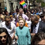 HRC got worn out walking 2 blocks in parade. U think she has stamina to fix America??? #tcot #ccot #gop #maga https://t.co/oNVmoVbiCg