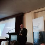 .@timpallas at #bendigo Business Council Growing Victorias Regions Lunch talking Victoria State of Momentum https://t.co/OZL0XIhIyR