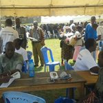Thousands turn up for cancer screening in Kisii as govt promises centre