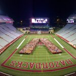 Freshman Pep Rally ✔️ Let us officially introduce you to the Class of #UARK20 - Welcome to campus & Go Hogs! https://t.co/gW32IMjxYS