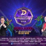 Live streaming #DAMI2016 Surabaya @IndosiarID via https://t.co/nOvI79zisO pukul 18.00 WIB  https://t.co/fOEXxA1OjD