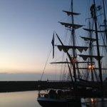 BBCBreakfast: RT KateMcGough: Tall ships emerging at sunrise in #Blyth bbcbenthompson BBCBreakfast bbcbusiness on … https://t.co/RzVf0hge6S